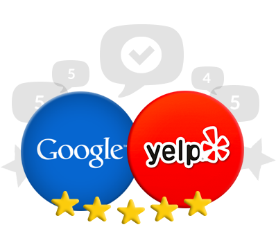 Google Yelp Reviews