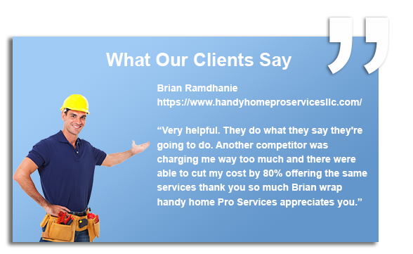 brandrep client review